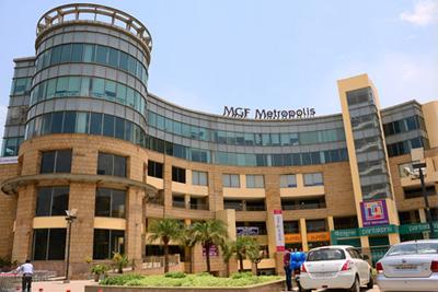 MGF-metropolis